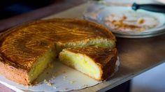 Gâteau Basque.