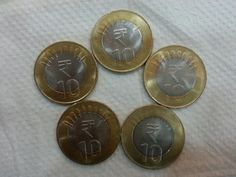 10rs coin ....