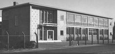 Gorredijk - Stationsweg - N.V. Volma - 1964