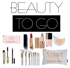 """""""Untitled #57"""" by kiaracmccarthy ❤ liked on Polyvore featuring beauty, Chanel, tarte, L'Oréal Paris, Givenchy, shu uemura, Nails Inc., Mamonde and Terre Mère"""