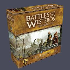 Battles of Westeros: Baratheon Box