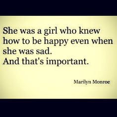 #marilyn #monroe #quote