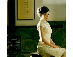 The Little Silk Dress That Made China Sexy
