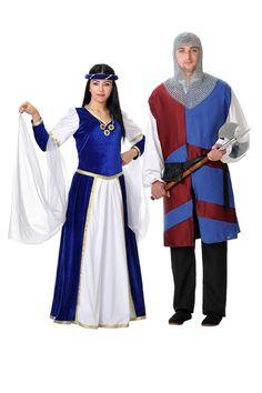 DisfracesMimo, disfraz de cortesana lujo mujer talla xl.Compra tu disfraz barato y es idóneo para recrear a una noble o princesa del Medievo.Es ideal para tus ferias y mercados medievales.