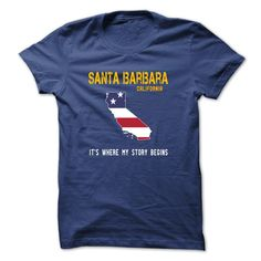 Nice T-shirts  SANTA BARBARA - Its where my story begins  . (3Tshirts)  Design Description:   If you don't utterly love this design, you'll SEARCH your favorite one via the use of search bar on the header.... -  #michigan #states #texas - http://tshirttshirttshirts.com/states/best-tshirts-santa-barbara-its-where-my-story-begins-3tshirts.html Check more at http://tshirttshirttshirts.com/states/best-tshirts-santa-barbara-its-where-my-story-begins-3tshirts.html