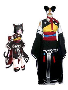 Anime Cosplay Costume