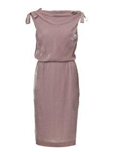 Платье - выкройка № 133 из журнала 5/2012 Burda – выкройки платьев на Burdastyle.ru