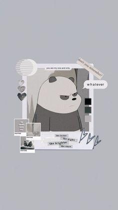 Cute Tumblr Wallpaper, Cute Panda Wallpaper, Cute Pastel Wallpaper, Bear Wallpaper, Cute Disney Wallpaper, Aesthetic Pastel Wallpaper, Kawaii Wallpaper, Galaxy Wallpaper, We Bare Bears Wallpapers