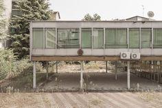 LA SCUOLA Scuola Media Tito Livio, via Einstein Giovanni Hänninen, Città inattesa