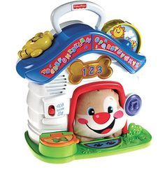 Fisher-Price bilingual Puppy's Playhouse