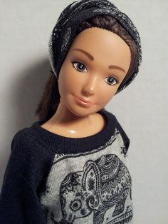 Lammily Outfit /  Sweater / Lammily Clothes /   by LammilyOutfits