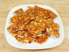 Almond Brittle Recipe