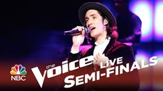 """The Voice 2014 Semifinals - Taylor John Williams: """"Blank Space"""""""
