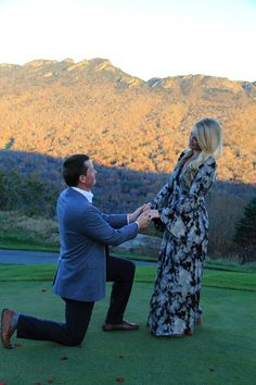 This professional wedding planner got the most amazing marriage proposal!