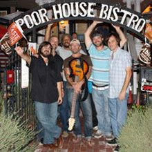 Enjoy some classic New Orleans fare and live music at the Poor House Bistro. Each night features a live performance from a different guest #408 #poorhousebistro