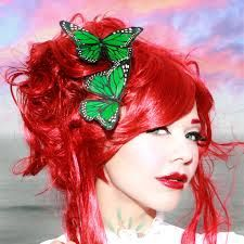 butterfly hair - Google Search