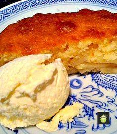Eve's apple pudding cake