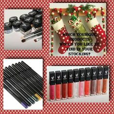 Christmas is just around the corner!! Younique makes the perfect gift to fill up those stockings! Start making your purchase now :)