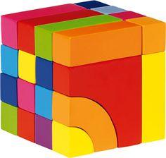 Farebná kocka - Poskladajte kocku alebo vyskladajte mozaiku. 24-dielna hra z dreva. http://www.maxus.sk/detsky-sen/hracky-pre-deti/stavebne-kocky/farebna-kocka-2-v-1.html