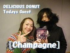 [Champagne]川上洋平2011/ FM京都αステーション「DELICIOUS DONUT」