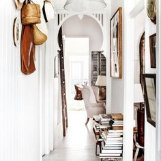 The gorgeous home of photographer Kara Roselund's home / La hermosa casa de Kara Rosenlund - Casa Haus Decoracion