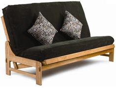 Cyprus Queen Size Futon Package - More minimalist style though