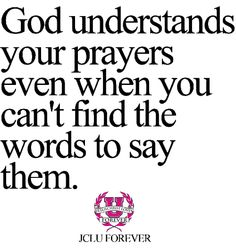 Don't you ever let anyone tell you that God doesn't hear your prayers!