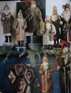 German style Santas