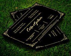 Convite Casamento Vintage 21x15cm C/ Env