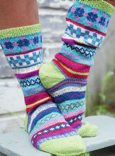 ISSUU - Fair Isle & Nordic Knits by Ryland Peters &  Small and CICO Books