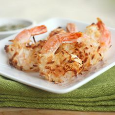 Coconut Shrimp Recipe with Dipping Sauce