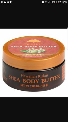 This body butter is amazing. It smells really good and leaves your body super soft and moisturized.