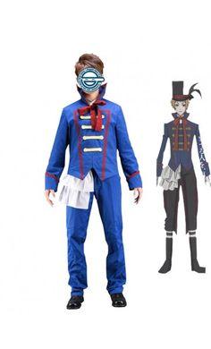 Black Butler Uniform Sebastian Michaelis Halloween Costumes Cosplay
