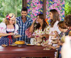 Bolo de Macaxeira da Ivone, irmã de Alcione | Tortas e bolos > Receita de Bolo | Estrelas - Receitas Gshow