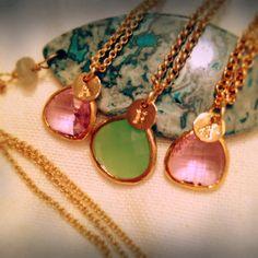 chelsea gwynne blog : necklaces