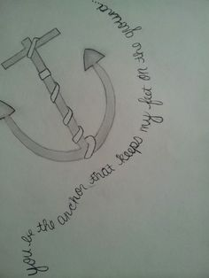 You Be the Anchor That Keeps My Feet On the Ground, I'll Be the Wings That Keep Your Heart In the Clouds; Mayday Parade