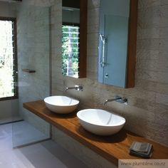 Sentosa Stone Vessel Basin - apaiser Stone Vessel Basins - Basins - Bathroom Bathroom Trends, Bathroom Ideas, Stone Basin, Downstairs Bathroom, Decoration, Sink, House Design, Luxury, Interior