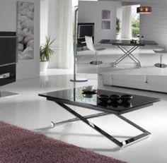1000 images about mesas de centro elevables y extensibles - Mesa extensible y elevable ...