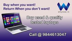 Second Hand Laptops, Refurbished Computers, Used Laptops, Physical Condition, Two Hands, Physics, Physique