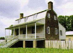 """King - Bazemore House: Windsor and Bertie County, North Carolina...my mother was a Bazemore so this is """"kin""""..."""