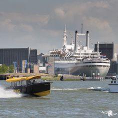 Watertaxi | SS Rotterdam | Rotterdam | The Netherlands