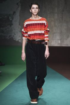 Marni Fall 2017 Menswear Collection Photos - Vogue