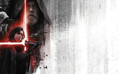Download wallpapers 4k, Star Wars The Last Jedi, 2017 movie, action, poster