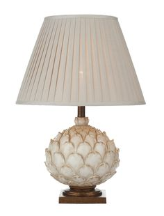 Layer Single Light Table Lamp Large table lamp by Brewers Home