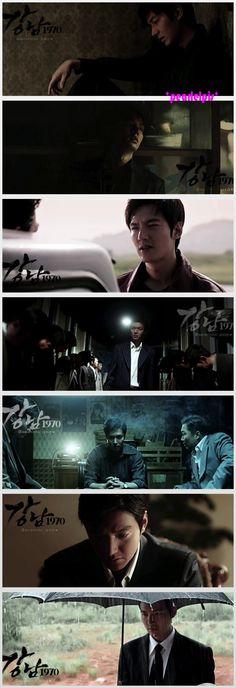 """Lee Min Ho   """"Gangnam 1970"""""""
