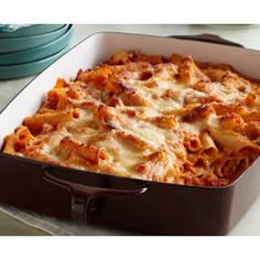 Creamy Baked Ziti - Food2Fork.  #food2fork #food #recipes #cooking #delicious #ingredients #Yummy