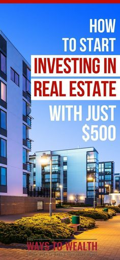 Fundrise Review 2018: A Financial Planners Look At Return, Fees, & More fundrise invest | real estate investing for beginners | passive income ideas 2018 | investing ideas passive income | investing in real estate rental property | commercial real estate investing #invenstintips #realestateinvesting Real Estate Rentals, Real Estate Tips, Investment Tips, Investment Property, Investment Books, Retirement Investment, Income Property, Investing In Rental Property, Investment Portfolio