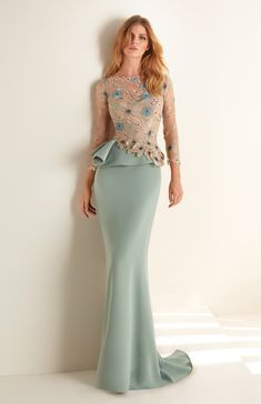 Atelier 2019 Collection - Cocktail & Evening Dresses by Hannibal Laguna Gala Dresses, Couture Dresses, Fashion Dresses, Elegant Dresses, Beautiful Dresses, Formal Dresses, Robes D'occasion, African Dress, Mode Style