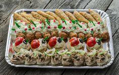Meniuri restaurant added a new photo. Pasta Salad, Catering, Restaurant, Ethnic Recipes, Food, Crab Pasta Salad, Catering Business, Gastronomia, Diner Restaurant