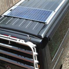 Solar Panel Kits for Mazda Bongo & VW / camper vans. Vw California Camper, Vw California Beach, Vw Beach, Ocean Beach, Camper Van Life, Camper Caravan, Solar Panel Kits, Solar Panels, Panneau Solaire Camping Car
